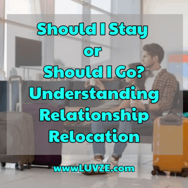 Dois-je rester ou dois-je partir? Comprendre le transfert de relation