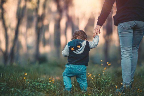 Les joies inattendues de la «parentalité sur place»