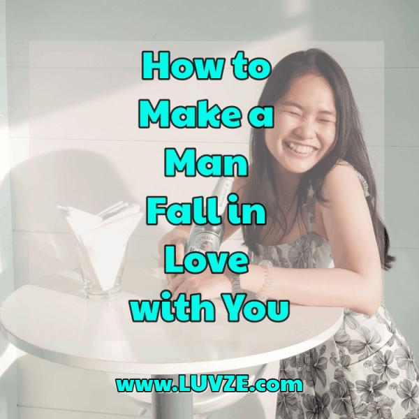 Comment faire tomber un homme amoureux de vous