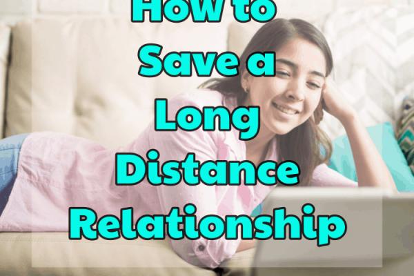 Comment sauvegarder une relation longue distance