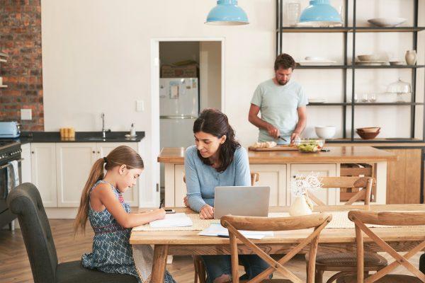 Comment travailler à domicile et superviser l'apprentissage à domicile (partie 1)