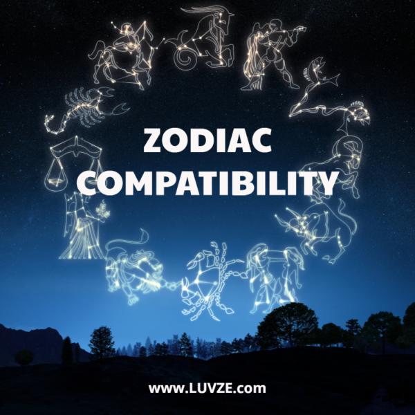 Zodiac Signs Compatibility – Luvze